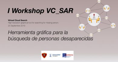 VC_SAR Virtual Cloud Search And Rescue
