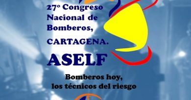 27º Congreso Nacional de Bomberos
